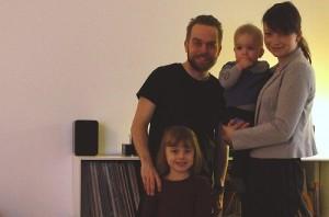 Familieportræt RED