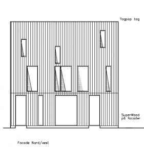 Facade mod NV - House Arkitekter
