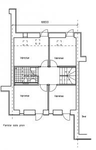 1. sal; mulighed for hems mod NV - House Arkitekter