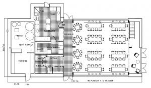 Fælleshus; stueetage (249 kvm) - House Arkitekter